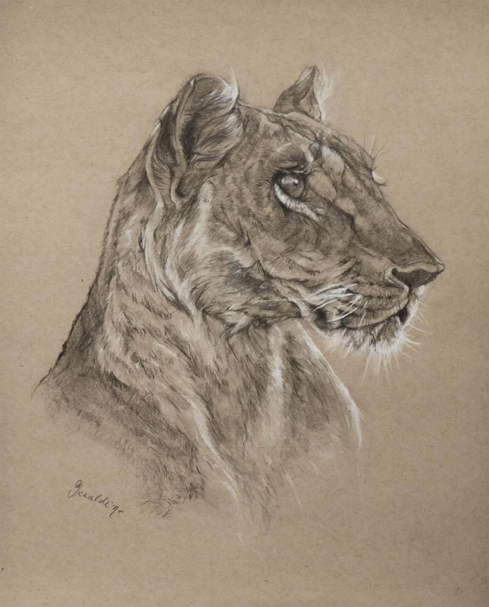 | Wallhanging by Geraldine Simmons | Artists for Conservation