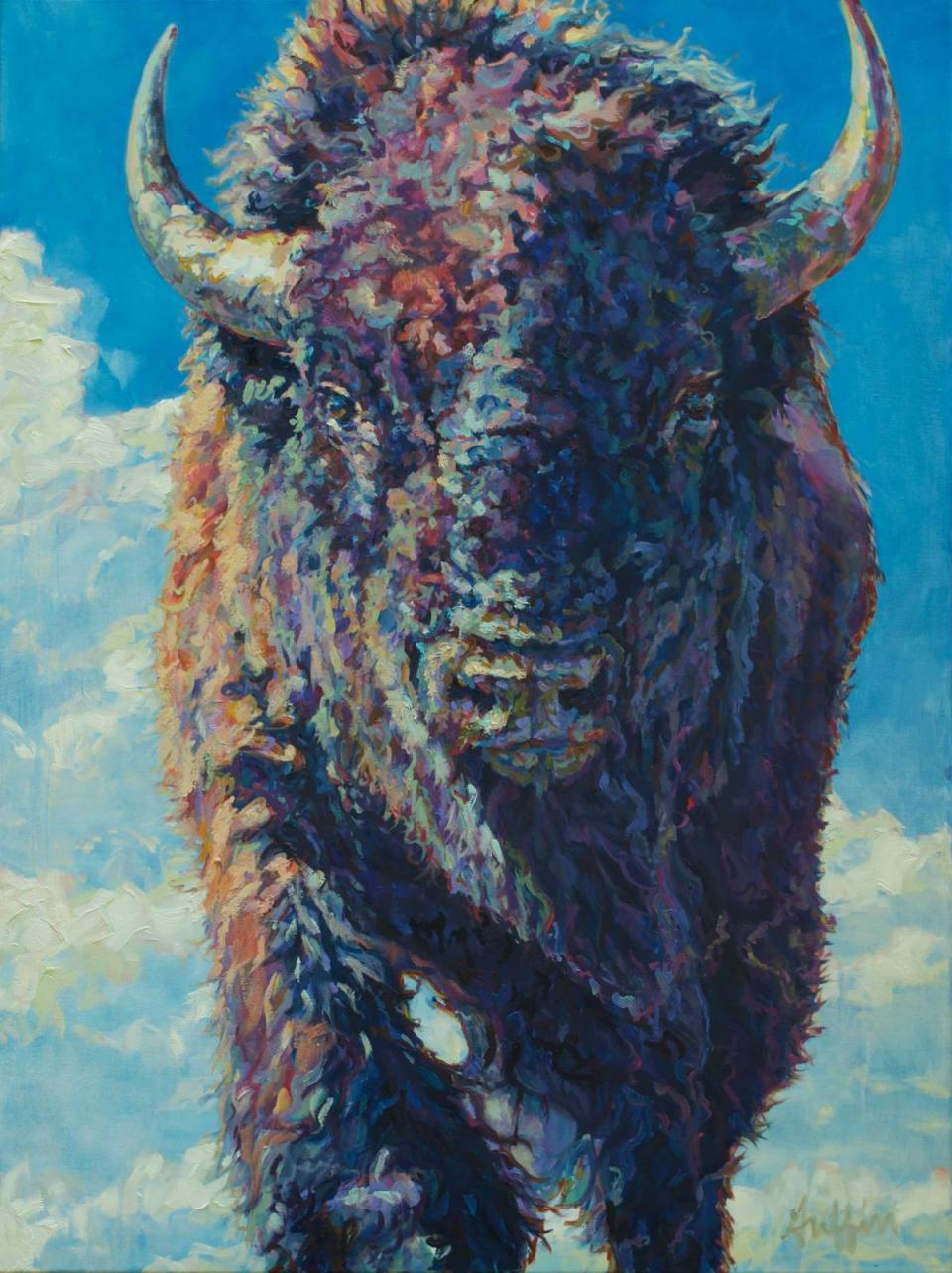 Edit Artwork | Wallhanging by Patricia Griffin | Artists for Conservation