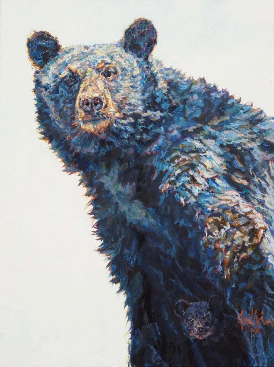 Add Artwork | Wallhanging by Patricia Griffin | Artists for Conservation