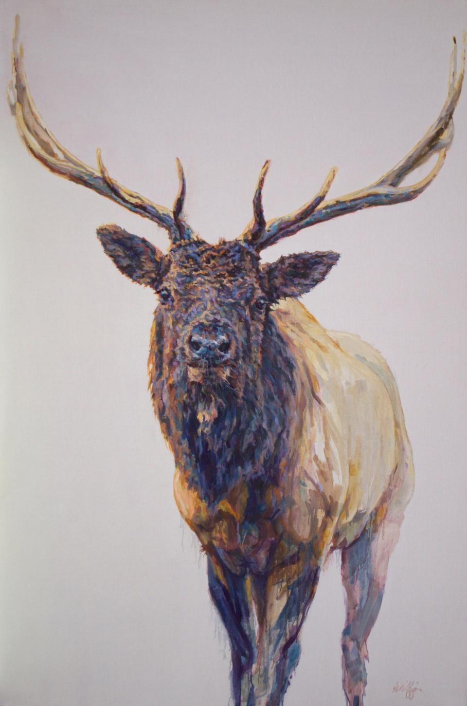 Edit Artwork   Wallhanging by Patricia Griffin   Artists for Conservation