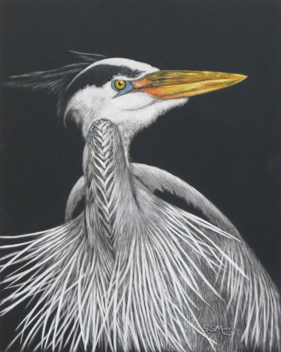 Edit Artwork | Wallhanging by Susan Morris | Artists for Conservation