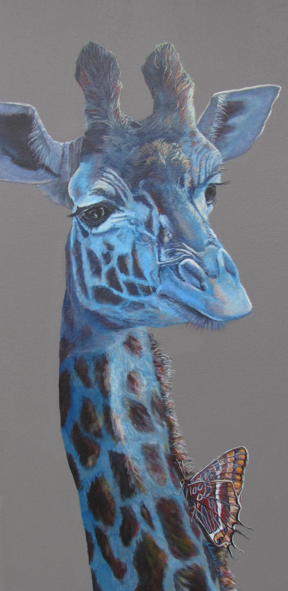 | Wallhanging by Elissa Ewald | Artists for Conservation