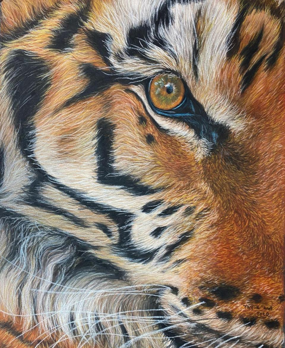 | Wallhanging by Taylor Ann | Artists for Conservation