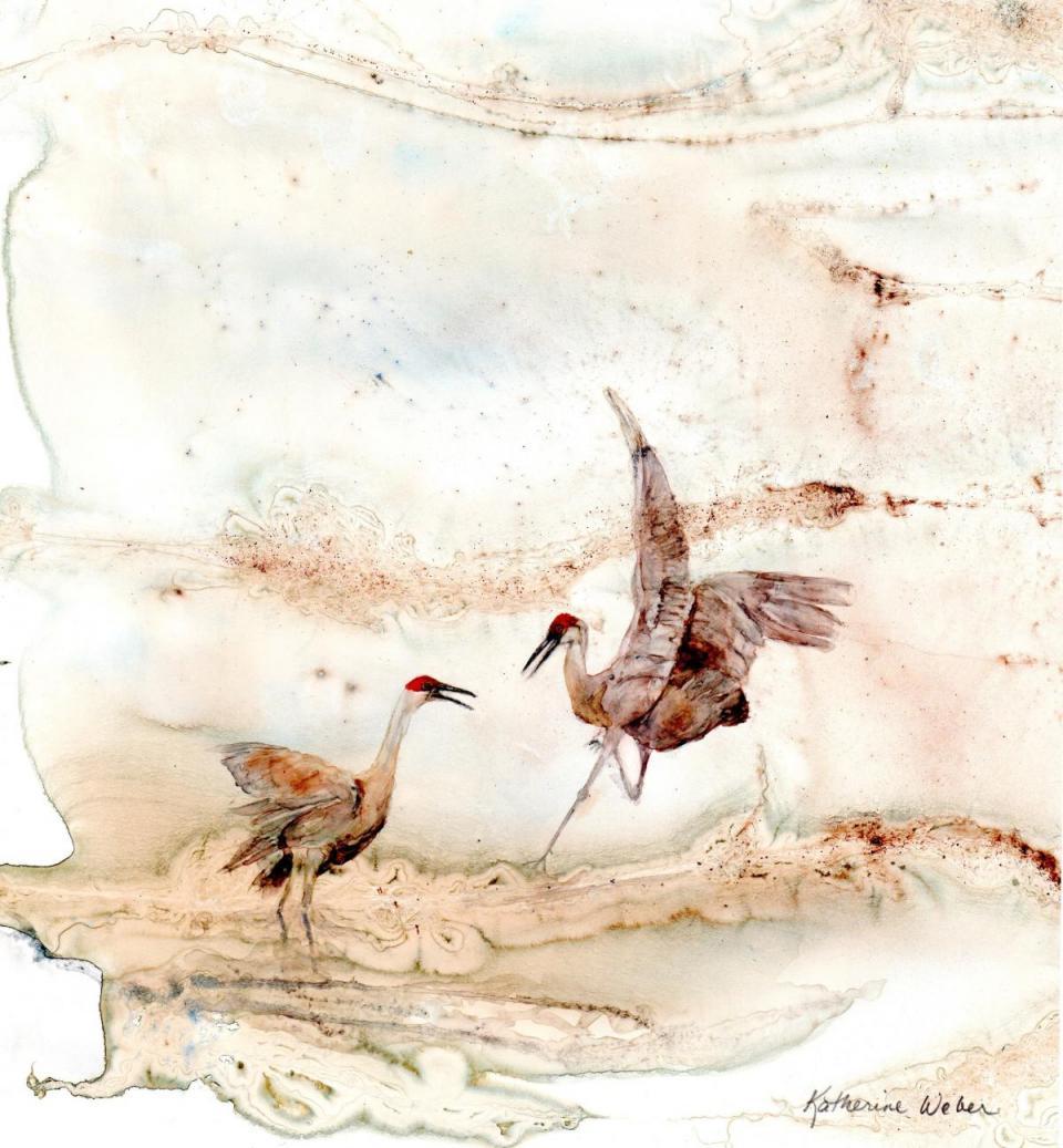 Edit Artwork   Wallhanging by Katherine Weber   Artists for Conservation