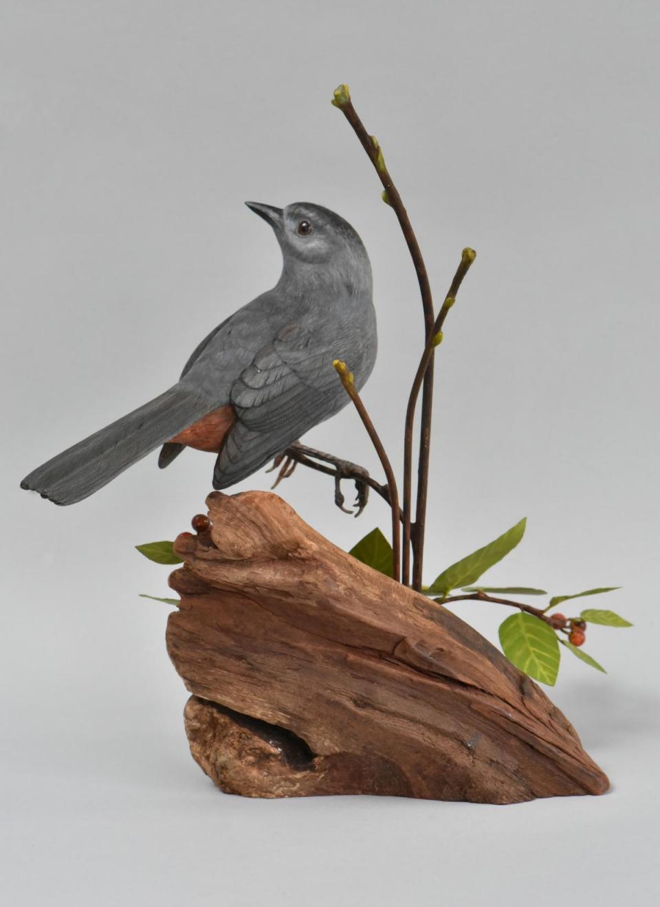 Add Artwork | Sculpture by Uta Strelive | Artists for Conservation