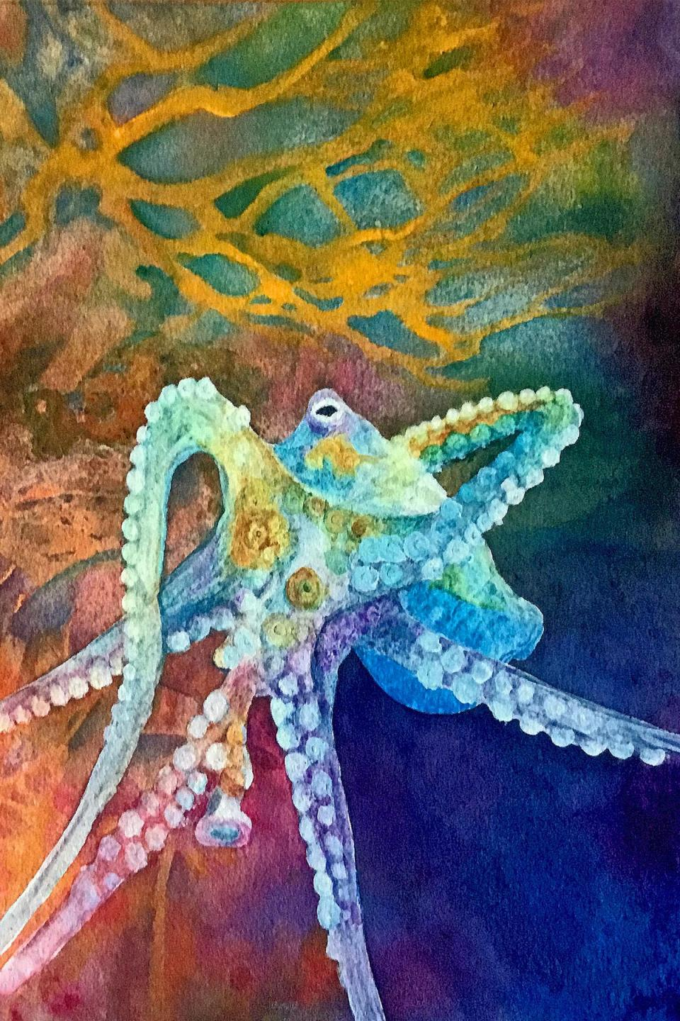| Wallhanging by Pamela Haunschild | Artists for Conservation