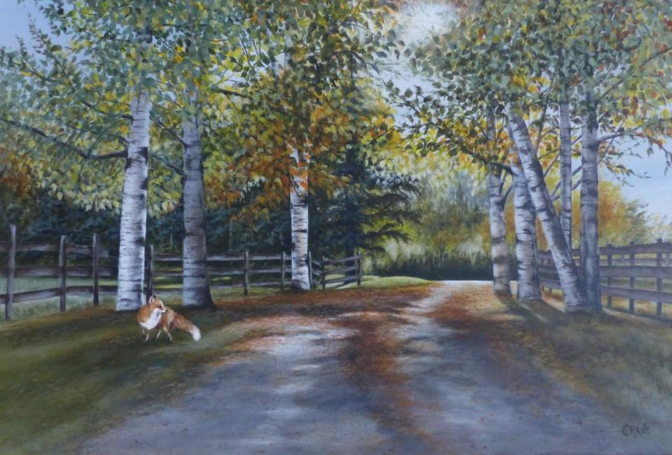Add Artwork   Wallhanging by Bobbie Crane   Artists for Conservation