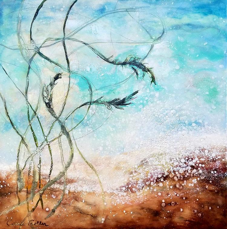 | Wallhanging by Carrie Goller | Artists for Conservation