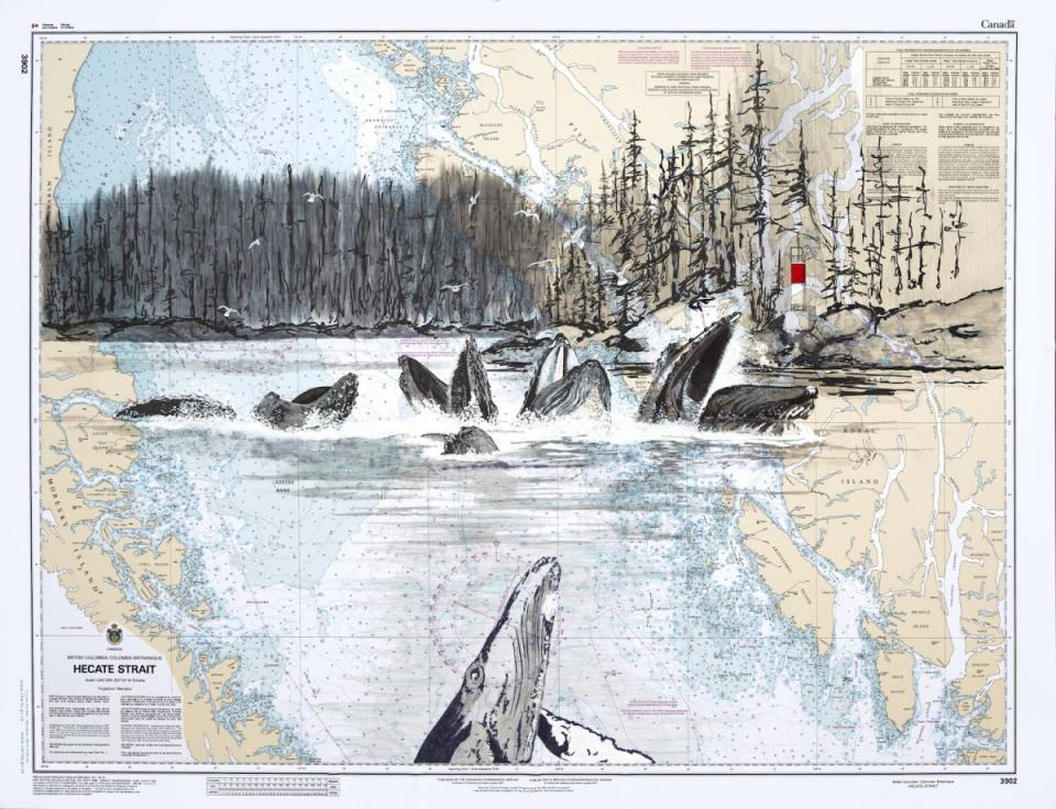 | Wallhanging by Stuart Arnett | Artists for Conservation