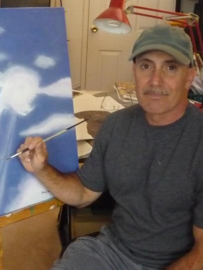 Portrait of artist  | Member of Artists for Conservation