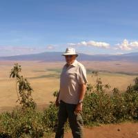 Portrait of artist    Member of Artists for Conservation