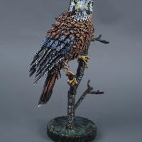 Kestrel II | Sculpture by Mary Taylor | Artists for Conservation 2018