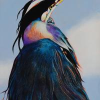 Just Pondering  | Wallhanging by Dorset Norwich-Young | Artists for Conservation 2018