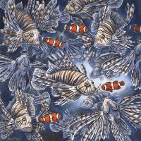 Finding Nemo   Wallhanging by Rachel Ivanyi   Artists for Conservation 2021