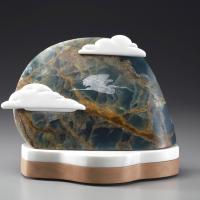 Fresh Air   Sculpture by Ellen Woodbury   Artists for Conservation 2021