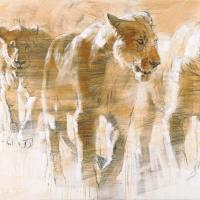 Sister Pride | Wallhanging by Anne London | Artists for Conservation 2021