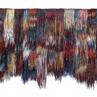 Accidentals | Wallhanging by Deborah Kruger | Artists for Conservation 2021