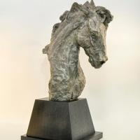 West   Sculpture by Donna Wilson   Artists for Conservation 2021