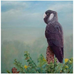 Add Artwork | Wallhanging by Paula Wiegmink | Artists for Conservation