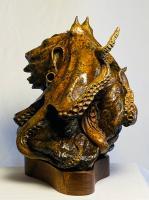 Edit Artwork   Sculpture by Simon Morris   Artists for Conservation