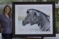 Add Artwork   Wallhanging by Charlotte Williams   Artists for Conservation