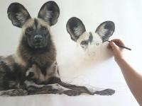 Add Artwork | Wallhanging by Charlotte Williams | Artists for Conservation
