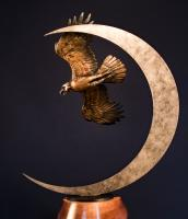 Eclipse  | Sculpture by Chris Navarro | Artists for Conservation 2018