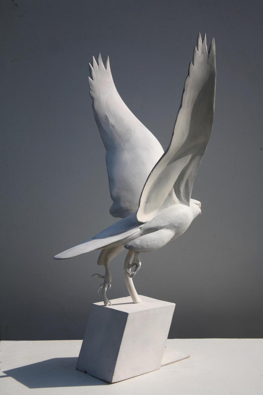 Add Artwork | Sculpture by Martin Hayward-Harris | Artists for Conservation