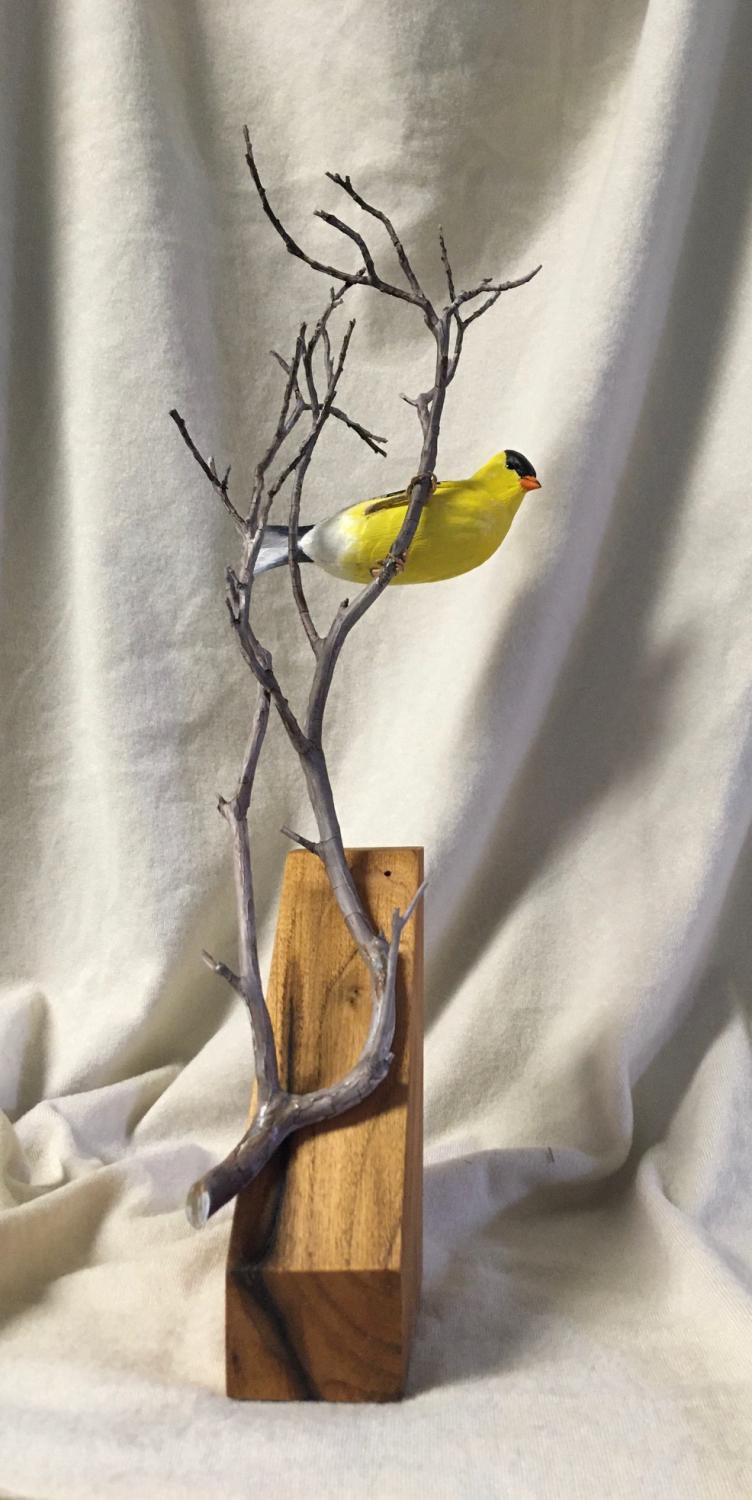 Add Artwork | Sculpture by Betsy Popp | Artists for Conservation