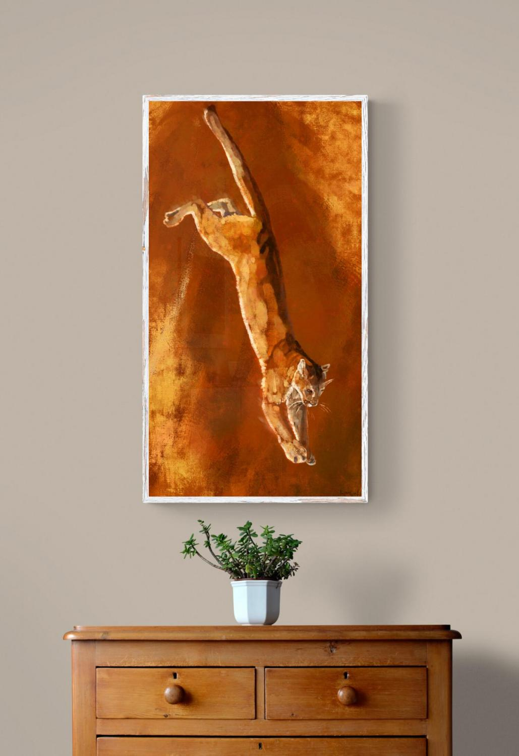 | Wallhanging by Taylor Frost | Artists for Conservation