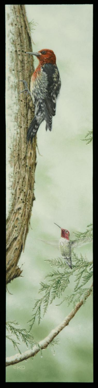 | Wallhanging by Kathleen Dunn | Artists for Conservation